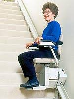 Lift Chair For Stairs Home Modification Stair Lifts