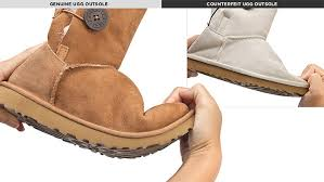 genuine ugg slippers sale how to spot uggs 10 easy things to check pictures