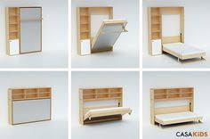 Wall Folding Bed The Kid S Bed For Small Spaces Murphy Bed Bedrooms And