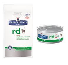 hill u0027s prescription diet r d weight reduction cat food
