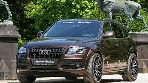 Audi Q5 Blue - audi q5 by senner tuning