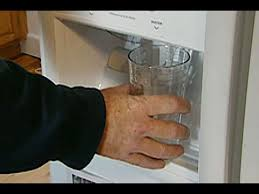 How to Connect a Refrigerator Water and Ice Dispenser This Old