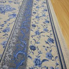 infant shining porcelain carpet blue and white rug classical