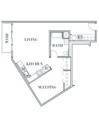 Warehouse Loft Floor Plans Lofts