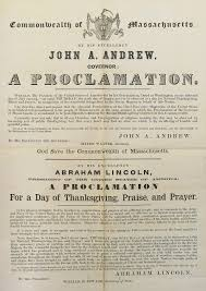 thanksgiving day proclamation ten reasons to attend the boston book fair the new antiquarian