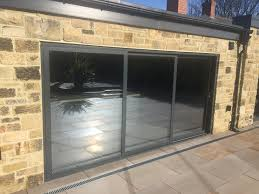 Triple Glazed Patio Doors Uk by The Definitive Collection Aluminium Triple Track Patio Door