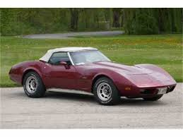 75 stingray corvette 1975 chevrolet corvette for sale on classiccars com 61 available