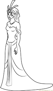 kida coloring page free anastasia coloring pages