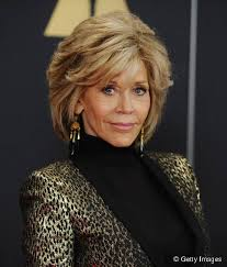 how to do hair like jayne fonda jane fonda glows at grace and frankie premiere hairstyles