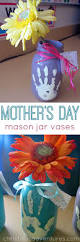 mothers day ideas for kids mason jar vase mason jar vases