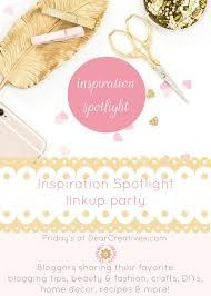 linkup party inspiration spotlight 264 beauty crafts diy