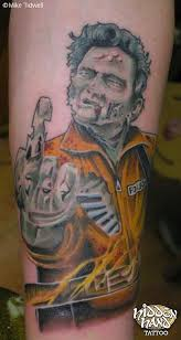 johnny cash zombie hidden hand tattoo seattle wa