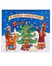 toddler girls multi a family christmas cd by gymboree