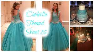 cinderella themed sweet 16 cinderella themed sweet 16 montage s16s ep 1