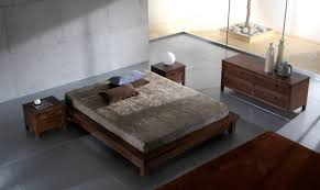 bedroom ottoman white wooden bed frame with bed inside with king