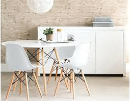 table cuisine chene table cuisine chene eiffel chaise de salle a manger en bois blanc