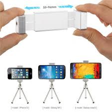Iphone Holder For Desk by Mini Tripod Ab Holder Cell Phone Camera Desk Stand Clip Mount For