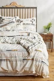 Anthropologie Bed Skirt Kessabine Duvet Cover Anthropologie