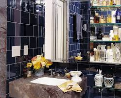 White Bathroom Accessories Ceramic by Navy Blue And White Bathroom Accessories Cream Marble Wall And