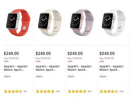 take 100 apple watches at target same as black friday