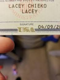 I Messed Up My Signature - social security office screwed up my wife s name change allow me to