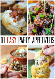 18 easy appetizer ideas for new year u0027s eve the food charlatan