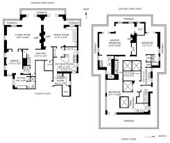 Art Deco Floor Plans Mid Week Floor Plan 965 Fifth Avenue U2013 Variety