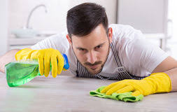 Cleaning Table Stock Images Royalty by Wiping Table Stock Photos Download 1 010 Images
