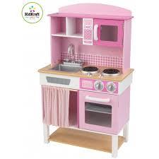 cuisine dinette jouets des bois cuisine en bois home cooking 53198 kidkraft jouets