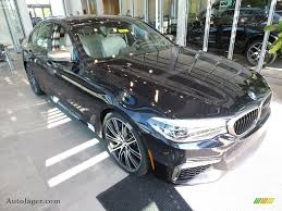 2018 bmw 5 series m550i xdrive sedan in carbon black metallic for