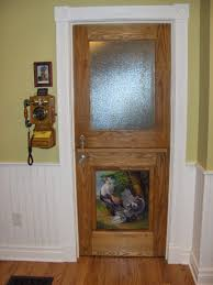 Interior Dutch Door Home Depot by Interior Dutch Door Dd240 Glass Panel Model With Custom Glass