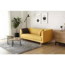 coussins canapé coussins pour canape jaune moutarde achat vente coussins pour