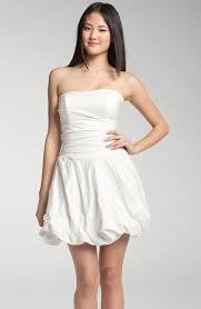 Short White Wedding Dresses Little White Wedding Dress Bitsy Bride