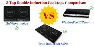 Nuwave Precision Portable Induction Cooktop Nuwave 30602 Vs True Induction S2f2 Vs Waringpro Ict400 Double