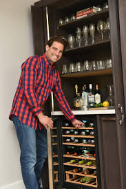 scott mcgillivray u0027s home bar design tips popsugar home