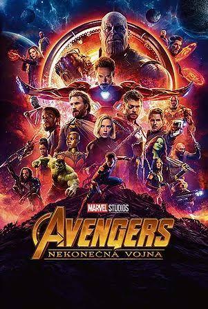 Avengers: Nekonečná vojna / Avengers Infinity War (2018)
