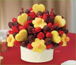 edible arrangements half fruit bouquets edible find edible