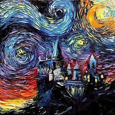Starry Night Nuit Etoilee Very - starry night u2013 when van gogh meets pop culture pop culture van