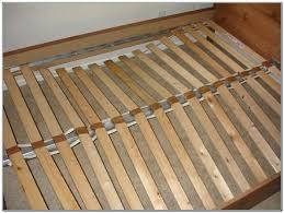 king slatted bed frame handy living king size wood slat bed frame