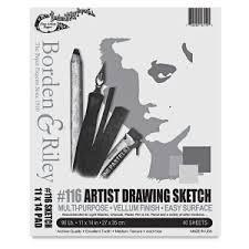 drawing and sketch pads art supplies at blick art materials