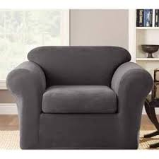 sure fit chair slipcover sure fit chair covers slipcovers for less overstock com