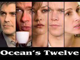Oceans Twelve Oceans Thirteen Cast