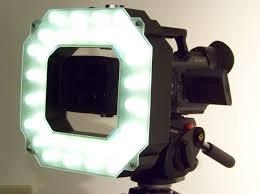 ring light for video camera diy led camera ring lights