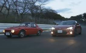 toyota sports car video find latest gt 86 video honors toyota sports car roots