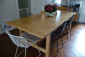 Kitchen Table Ikea by The Dining Room Door Sixteen