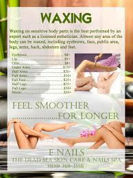 waxing e nails spa u0026 salon professional nail care in vidor tx