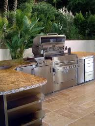 Patio Kitchen Islands Kitchen Outside Kitchen Ideas Simple Outdoor Kitchens Outdoor