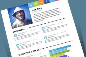 personal resume theme for adobe muse by musefree