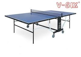 Outdoor Tennis Table Foldable Outdoor Table Tennis Table Double Folding Easy Install