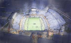 Odu Parking Map New 25 000 Seat Odu Stadium Could Open For 2018 Season Developer